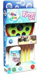Tm Toys Bańki Fru Blu  Zestaw obręcze + 0.5 płyn  (DKF8210)
