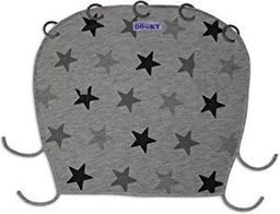 Xplorys Osłonka do wózka i fotelika Dooky Design Grey Stars - T-XP-126616