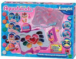 Epoch Aquabeads Pudełko błyszczących klejnocików - 31188