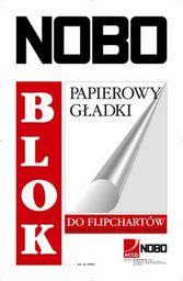 Blok biurowy Acco Blok gładki 40 kartek (5szt.) - NOB000044