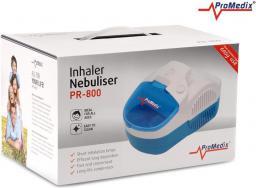 ProMedix Inhalator zestaw nebulizator, maski, filterki (PR-800)