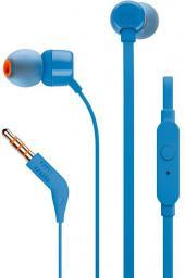 Słuchawki JBL T110 (JBLT110BLU)