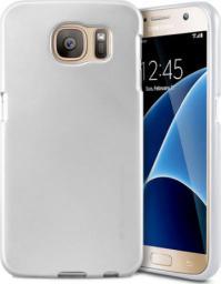 Mercury Etui iJELLY Samsung A3 2017 srebrne (BRA005198)