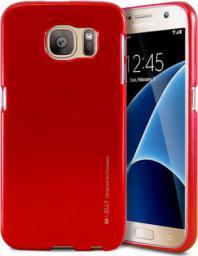 Mercury Etui iJELLY Samsung A3 2017 czerwone (BRA005195)