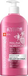 Eveline Body Care Med Balsam do ciała odżywczy Malina Nordycka 350ml