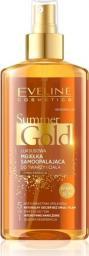 Eveline SUMMER GOLD Mgiełka samoopalająca do twarzy i ciała ciemna karnacja