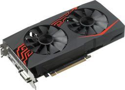 Karta graficzna Asus Radeon EX RX570 O4G, 4GB GDDR5 (256 Bit), DVI-D, HDMI, DP (90YV0AI0-M0NA00)