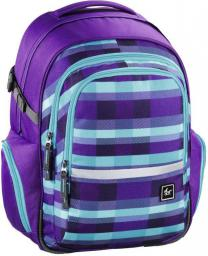 Hama Plecak Filby Summer Check Purple (138549)