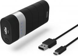 Powerbank Hama Power Pack Joy 5200 mAh czarny (001374910000)