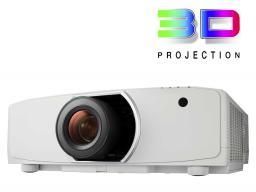 Projektor NEC PA653U Lampowy 1920 x 1200px 6500lm 3LCD