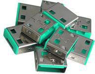Lindy Zaślepka USB, 10 sztuk (40461)