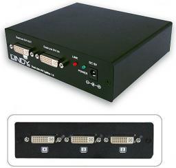 Lindy DVI Splitter Dual Link 1:4 (38104)