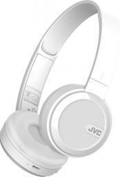 Słuchawki JVC HA-S40BT Białe (HA-S40BT-WE)