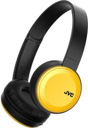 Słuchawki JVC HA-S30BT Czarno-żółte (HA-S30BT-YE)