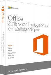 Microsoft Office 2016 dla Użytkowników Domowych i Małych Firm (T5D-02785)
