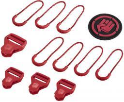 Coocazoo zestaw elementów wymiennych Classic, Ribbon Red 00138795