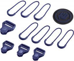 Coocazoo zestaw elementów wymiennych Classic,  Estate Blue 00138797