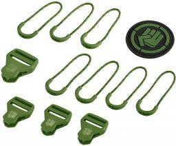 Coocazoo zestaw elementów wymiennych Classic, Artichoke Green 00138799