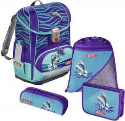 Step by Step Zestaw szkolny Light 2 Happy Dolphins 4 el. (138502)