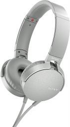 Słuchawki Sony MDR-XB550AP (MDRXB550APW.CE7)