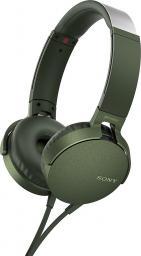 Słuchawki Sony MDR-XB550AP (MDRXB550APG.CE7)