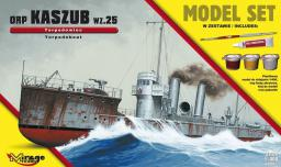Mirage ORP 'KASZUB' 1935 (Polski Okręt Torpedowy)(MI/840063)