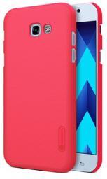 Nillkin Etui Frosted dla Samsung Galaxy A3 2017 czerwony