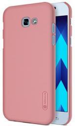 Nillkin Etui Frosted dla Samsung Galaxy A3 2017 różowy