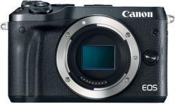 Aparat Canon EOS M6, Czarny, Body (1724C002AA)