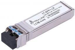 ExtraLink YT-SFP+-LR 10GbE SFP+ LR-LC (Single-Mode) 1310nm 10km (ex.2237)