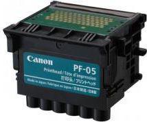 Canon oryginalna głowica drukująca PF05, black (3872B001)
