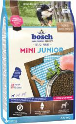 Bosch Tiernahrung BOSCH PIES 1kg MINI JUNIOR KURCZAK