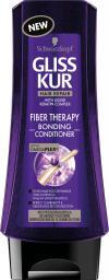 Schwarzkopf Gliss Kur Fiber Therapy Odżywka do włosów 300ml