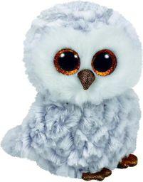 TY Ty Beanie Boos Owlette biała sowa 24 cm (37086)
