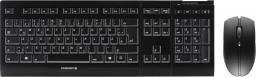 Klawiatura + mysz Cherry B.UNLIMITED 3.0 Czarny (JD-0410DE-2)