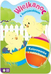 Wielkanoc z kurczaczkiem
