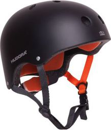 Hudora Chełm Skater Helmet czarny r. 51-55 (84103)