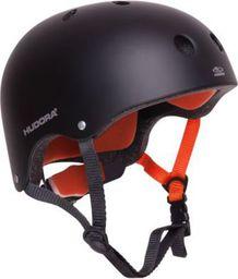 Hudora Chełm Skater Helmet czarny r. 56-60 (84104)