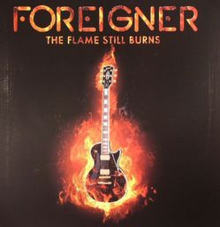 Foreigner The Flame Still Burns