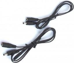 Glovii Przewód przedłużający połączenie z baterią do rękawic ogrzewanych (GL2EX)