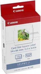 Canon Etykiety,  50x50mm (7429B001)