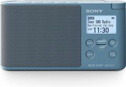 Radio Sony XDR-S41D Niebieskie (XDRS41DL.EU8)