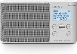 Radio Sony XDR-S41D Białe (XDRS41DW.EU8)