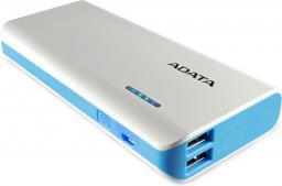 Powerbank ADATA PT100 10000mAh (APT100-10000M-5V-CWHBL)