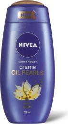 Nivea Creme Oil Pearls Shower Gel Lotus Żel pod prysznic 250ml