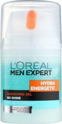 Loreal Men Expert Hydra Energetic Quenching Gel Żel do twarzy 50ml