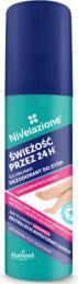 """Farmona Nivelazione Stopy Dezodorant do stóp odświeżający """"Świeżość przez 24H"""" 125ml"""