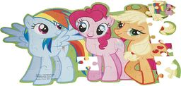 HERO Puzzle świecące My Little Pony