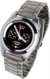Smartwatch Garett Electronics GT13 Srebrny  (GT13 srebrny)