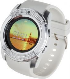 Smartwatch Garett Electronics G11 Biały  (G11 biało/srebrny)